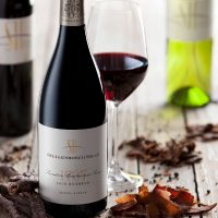 Biltong and wine pairing