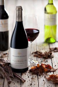 droewors and wine pairing