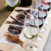 droewors and wine pairing