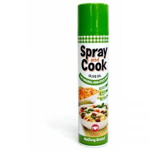 Colmans Spray and Cook