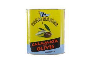 Tuna Marine calamata olives