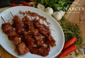 Chicken Chilli BBQ Sosaties