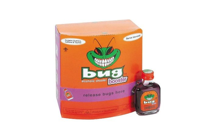 Bug Alcoholic Shooters