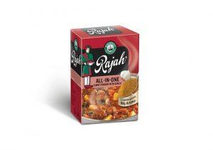 Rajah Curry Powders