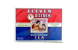 Eleven O'Clock Organic Rooibosch Tea
