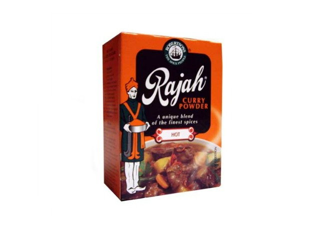 Rajah Curry Powders