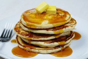 WHY DO WE EAT PANCAKES ON PANCAKE DAY?