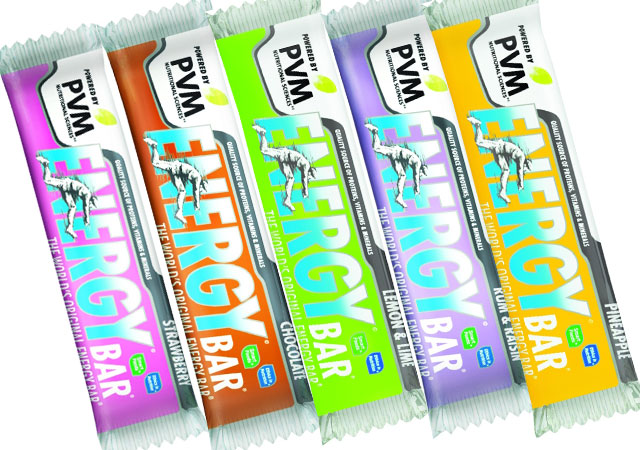 pvm energy bars