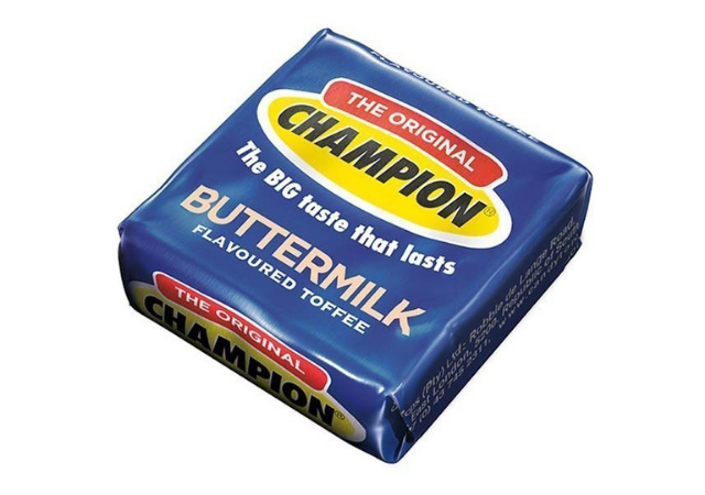 Wilson's Champion Toffees