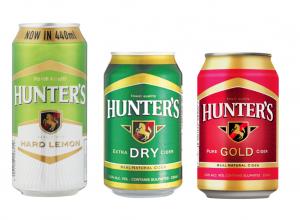 Hunter's Cider