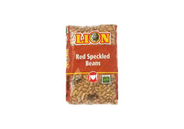Lion-Red-Speckled-Beans