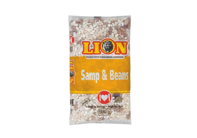 Lion-Samp-and-Beans-500g