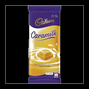 cadburys caramilk choclate bar