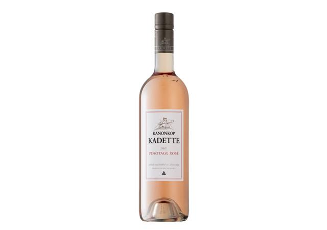 Kanonkop Kadette Pinotage Rose wine