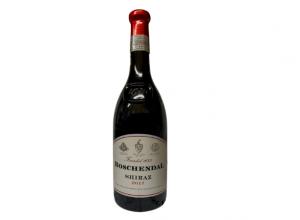 Red wine Boschendal shiraz