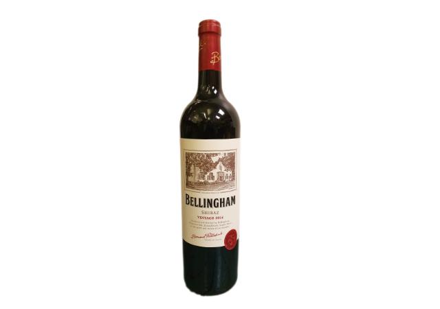 Bellingham shiraz