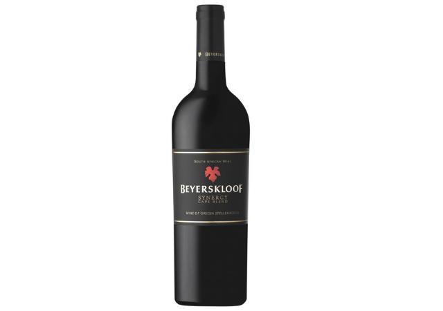 Red wine Beyerskloof Synergy