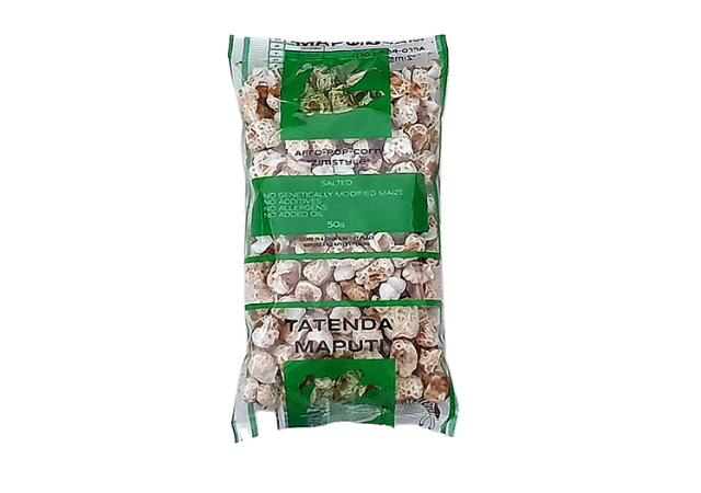 Tatenda maputi pack