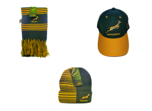 Springbok beanies scarves and caps