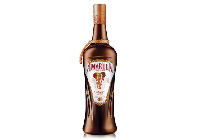 Amarula coffee flavour