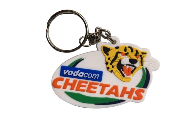 Cheetahs keyring