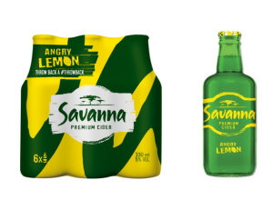 Savanna Angry Lemon