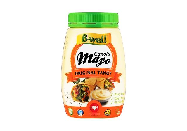 Original tangy B-well mayo
