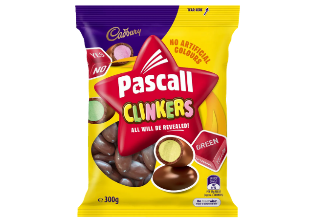 Pascall Clinkers Sweets