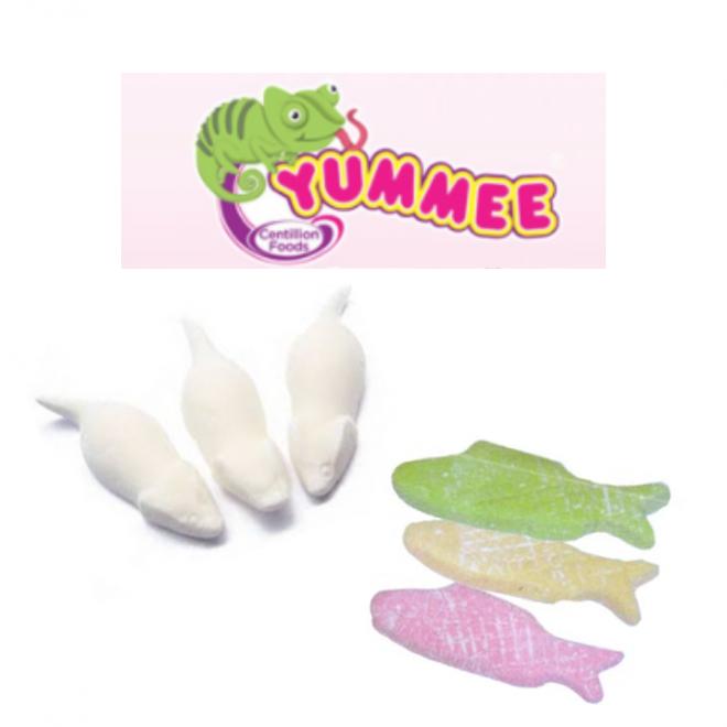 Yummee Fish & Mice