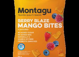 Montagu Mango Bites Berry Blaze